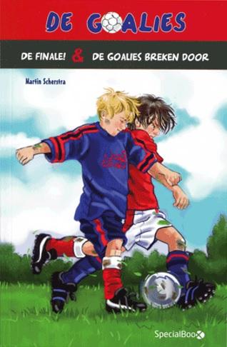 Goalies omnibus nummer 1 - verschenen bij Boekenvoordeel