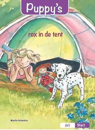 Puppys - rox in de tent