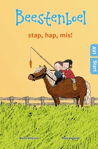 Beestenboel - stap, hap, mis!