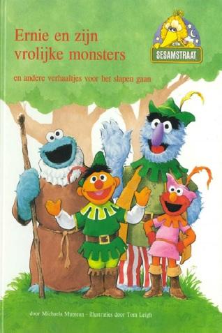 Ernie en zijn vrolijke monsters