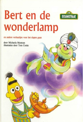 Bert en de wonderlamp